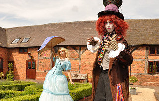 Costume Performers & Stage Shows