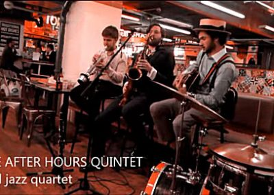 The After Hours Quintet – Some of These Days