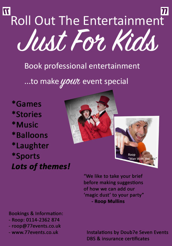kids-entertainer