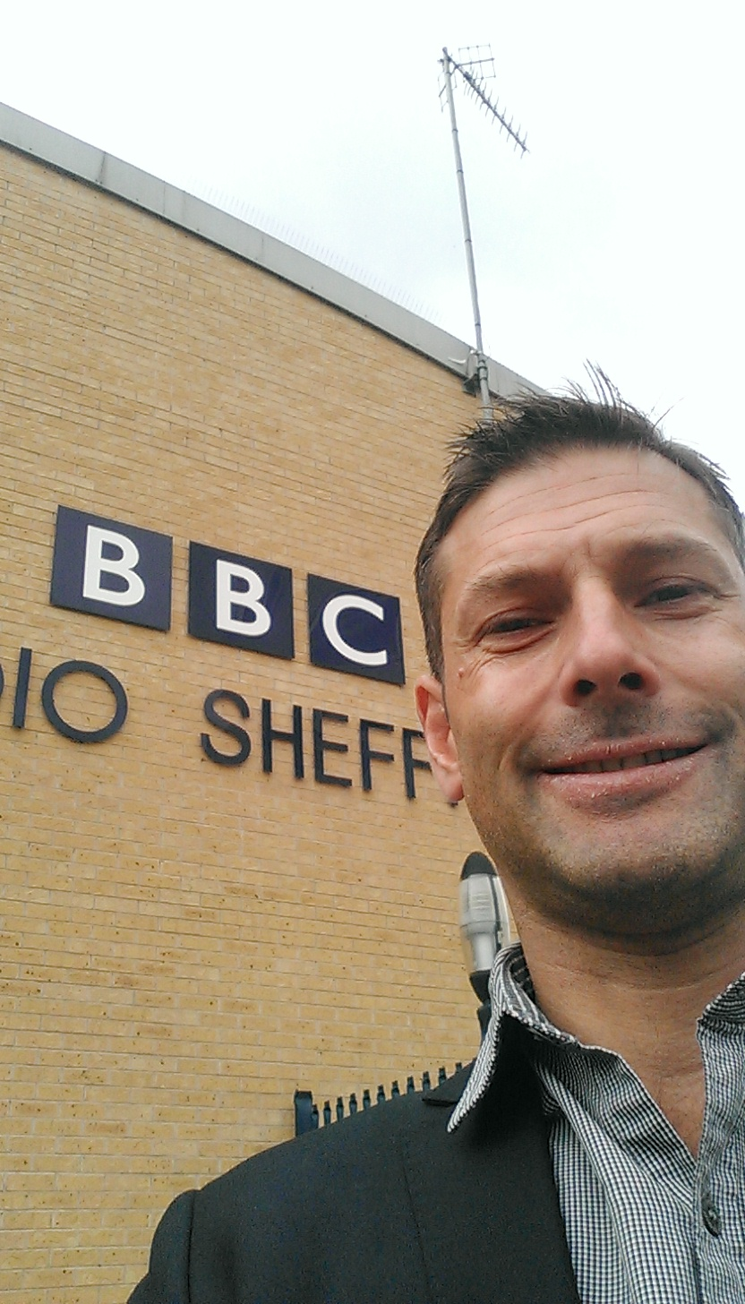 Roop at The BBC
