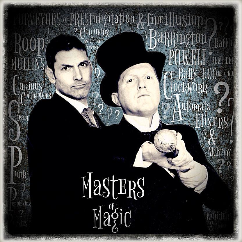 Roop & his Close Up magicians