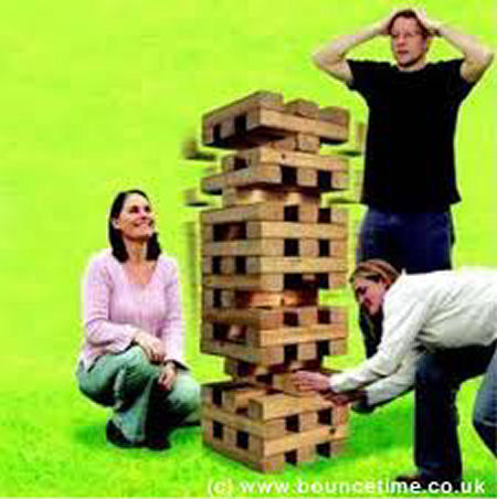 Get Giant Jenga Diy 2x4 Free Download Build Anything out of Wood Easily amp Quickly View 13000 Woodworking Plans here