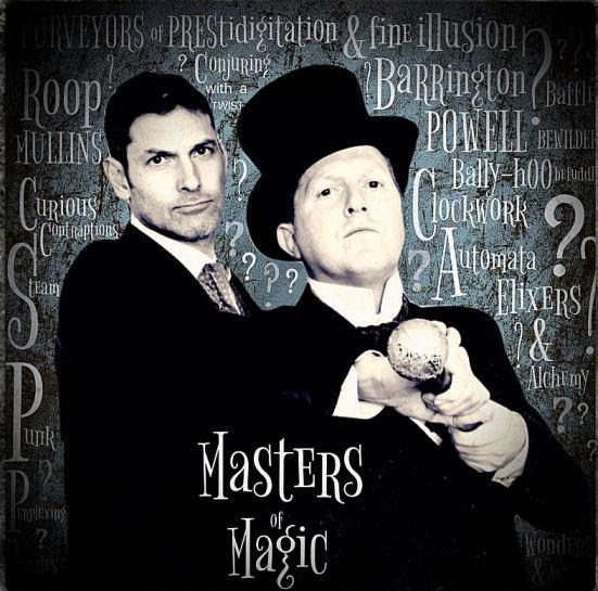 ", Two Way Telepathy"" – A Cabaret of Mind Reading & Magic"