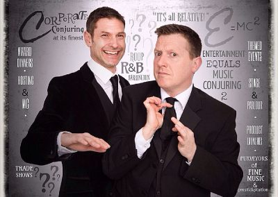, Baz 'n' Roop – Electrifying Events!