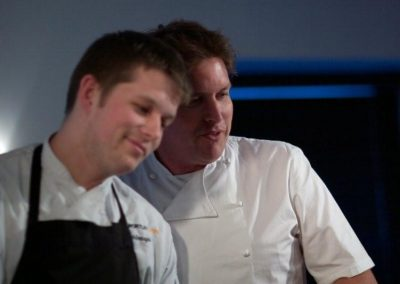, Network event with James Martin