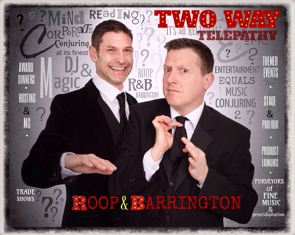A unique cabaret from Baz 'n' Roop