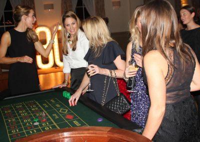 , Vegas Themed Birthday Party