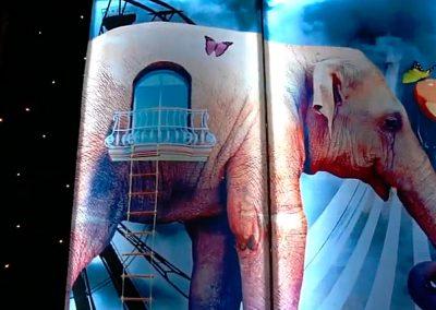 Greatest showman production – Dream Circus