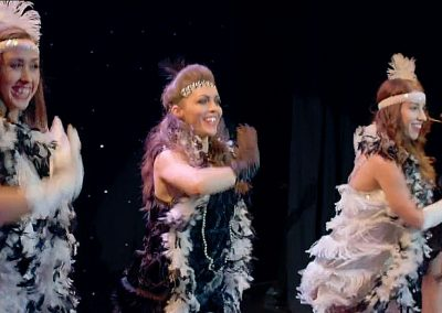 Doub7e Seven Dancers do Great Gatsby & Peaky Blinders