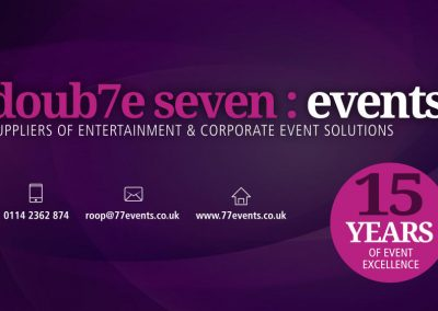 What we supply for corporate events: Case Study Video
