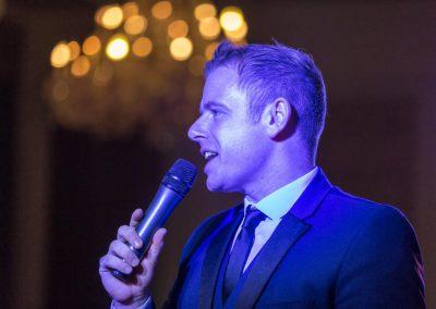 Vocalist – at Showcase Event
