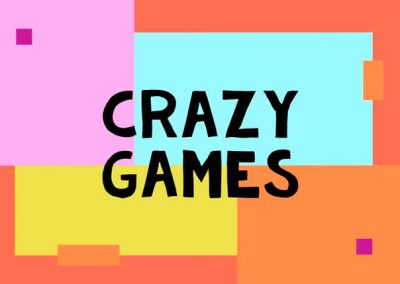 Hire Crazy Games for your event